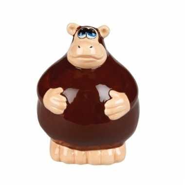 Apen spaarpotjes 12 cm