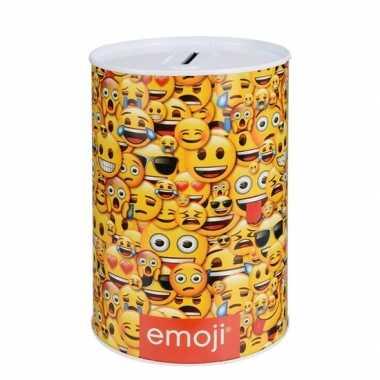 Emoji spaarpot 10 cm type 1