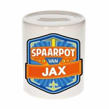 Kinder spaarpot voor jax