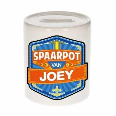 Kinder spaarpot voor joey