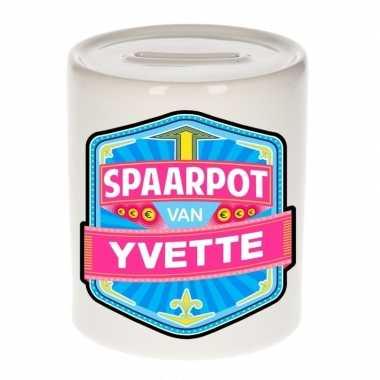 Kinder spaarpot voor yvette