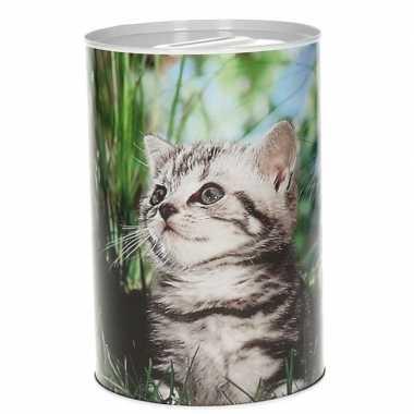Kittens spaarpot 15 cm type 3