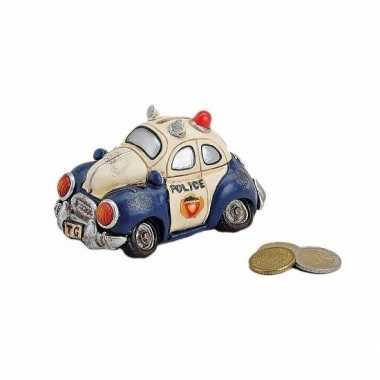 Politieauto spaarpot
