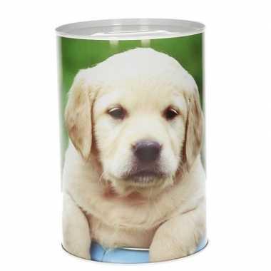 Puppy spaarpot 15 cm type 2