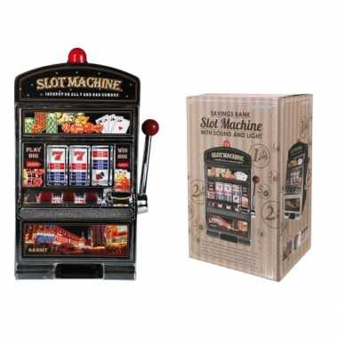Slot machine spaarpot
