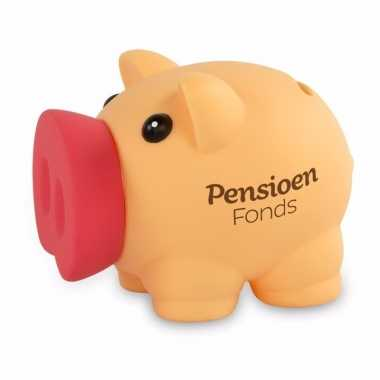 Spaarpot kado pensioenfonds