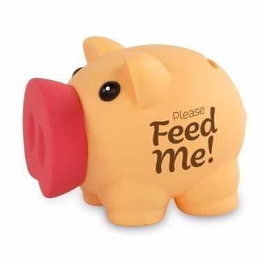 Spaarpot kado please feed me