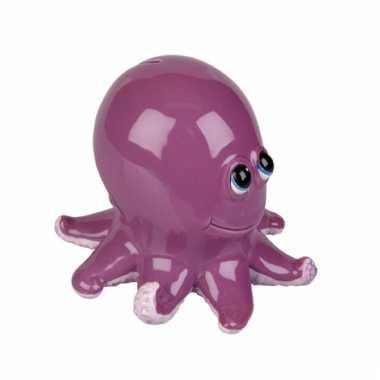 Spaarpot octopus 15 cm
