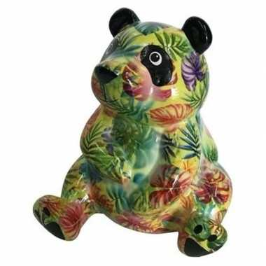 Spaarpot panda type 4 15 cm