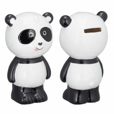 Spaarpot pandabeer 17 cm