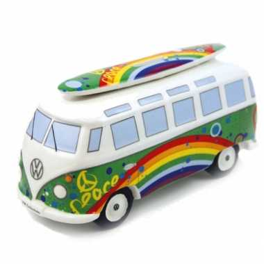 Spaarpot peace vw bus