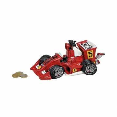 Spaarpot raceauto 25 cm