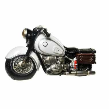 Spaarpot witte motor