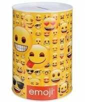 Emoji spaarpot 10 cm type 2