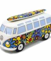Spaarpot hippie vw bus