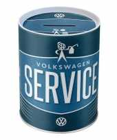 Volkswagen auto artikelen spaarpot