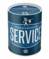 Volkswagen auto artikelen spaarpot